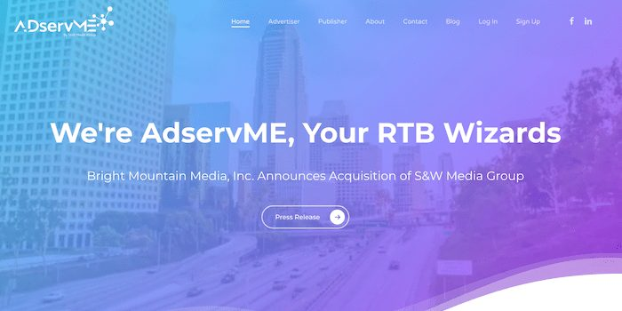 AdservMe ad network review