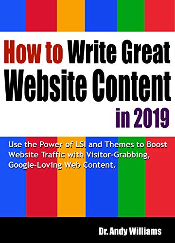 How to Write Great Website Content by Dr. Andy Williams