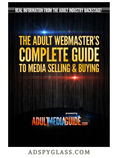 The Adult Webmaster's Complete Guide to Media Selling and Buying