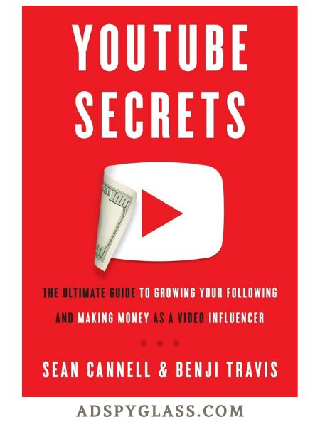 YouTube Secrets by Sean Cannell